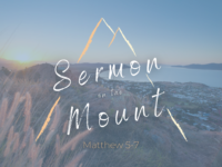 The Sermon on the Mount - Matt 6:5-15