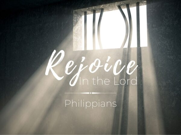 Rejoice in the Lord - Talk 1 Image